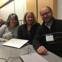 Image of CVF at the Election Verification Conference, Washington DC