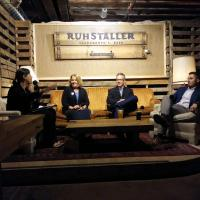 Policy and a Pint at Ruhstaller Brewing